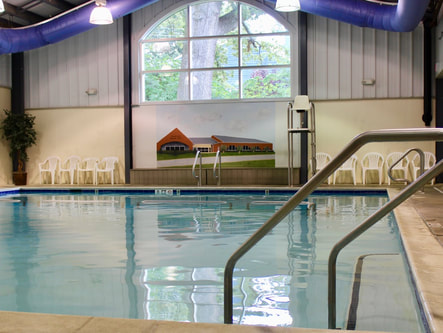 SPCC Therapy Pool
